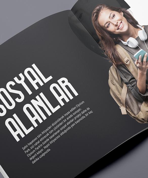 Broşür & Katalog Tasarımı
