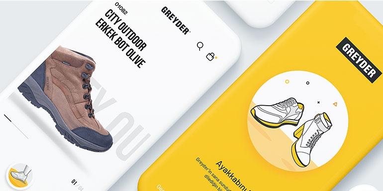 Türkiye'nin lider ayakkabı markası Greyder