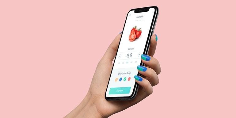 SCHOP, çevrimiçi alışveriş, mobil uygulama
